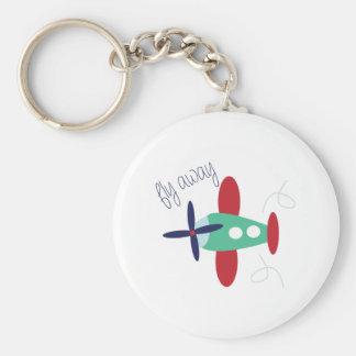 Fly Away Key Chain