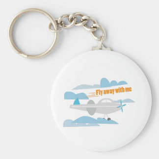 Fly Away Keychains