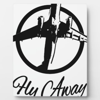 Fly Away Plaque