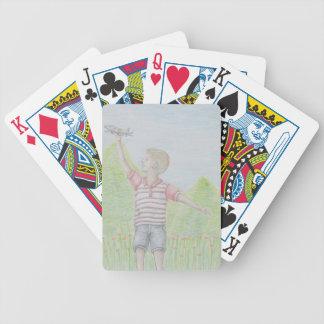 fly away poker deck