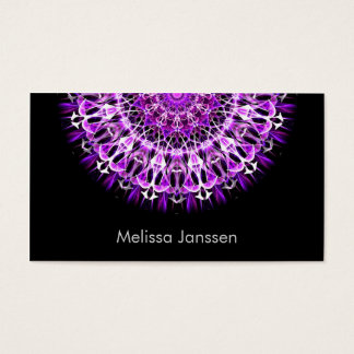 Fly Away Purple -Mandala-