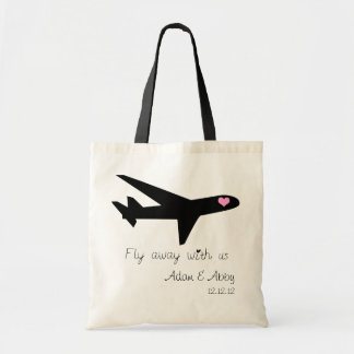 Fly Away with us Tote Bag
