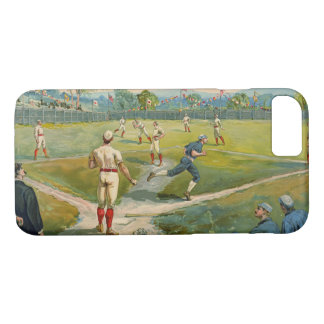 Fly Ball 1887 iPhone 8/7 Case