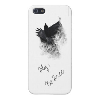 Fly, Be Free iPhone 5 Cases