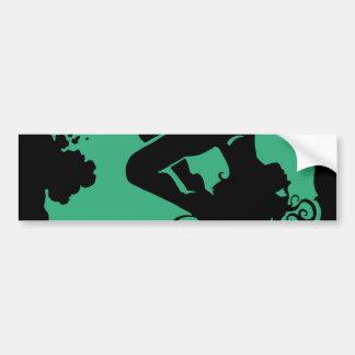 Fly Bumper Sticker