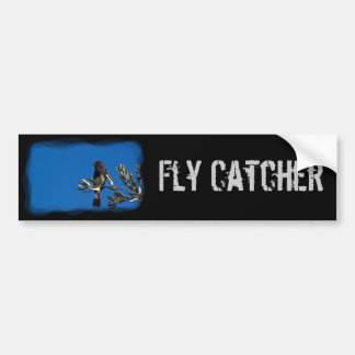 Fly Catcher Bumper Stickers