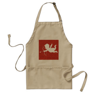 Fly Cupids Graphic Standard Apron