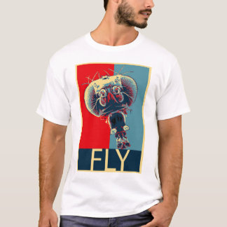Fly -- Drosophila 2009 T-Shirt