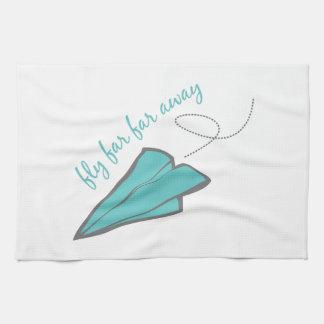 Fly Far Kitchen Towel