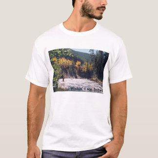 fly fisherman T-Shirt