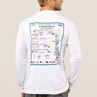 Fly Fishing 101 Tee Shirt