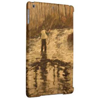 Fly Fishing Case For iPad Air
