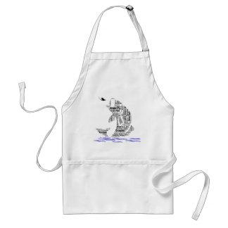 Fly Fishing Custom Gifts & Novelties Apron