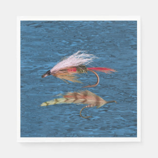 FLY FISHING DISPOSABLE SERVIETTES