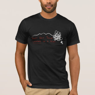 Fly Fishing Leader T-Shirt