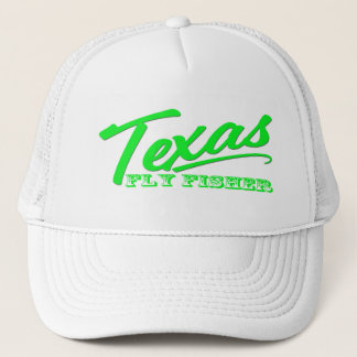 Fly Fishing Texas for your Texas Fly Fisher Trucker Hat