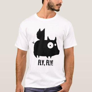 Fly Fly Piggy T-Shirt