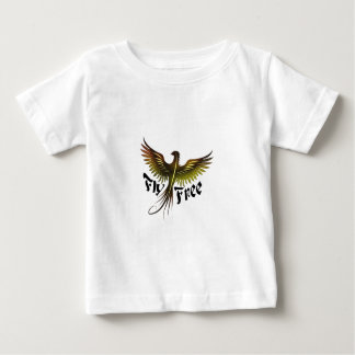 Fly Free Baby T-Shirt