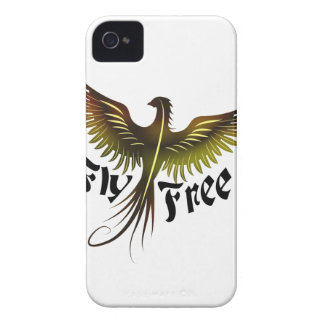 Fly Free Case-Mate iPhone 4 Cases