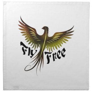 Fly Free Napkin