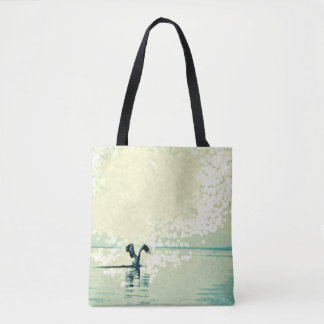 Fly free tote bag