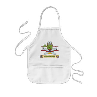 Fly Froggie Fly Tshirts and Gifts Aprons