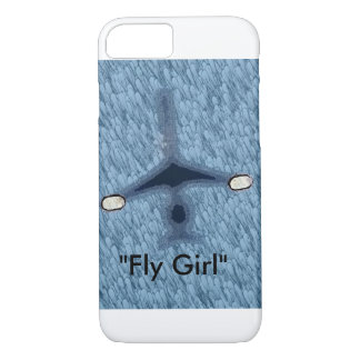 Fly Girl Phone iPhone 7 Case