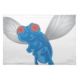 Fly Graphic Placemat