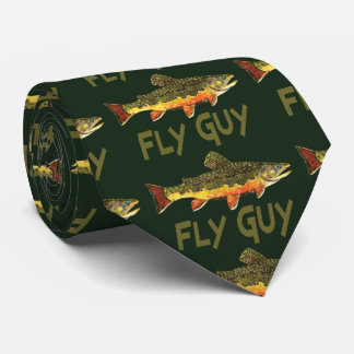 Fly Guy Fly Fishing Tie
