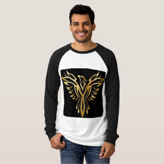 Fly High, Eagle, t-shirts, funky, cool, T-Shirt