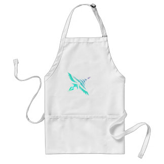 Fly High (Icy) Standard Apron
