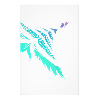Fly High (Icy) Stationery