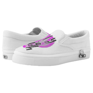 Fly High Slip-On Shoes