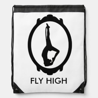 Fly High Training Drawstring Bags