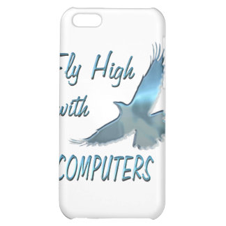 Fly High with Computers Case For iPhone 5C