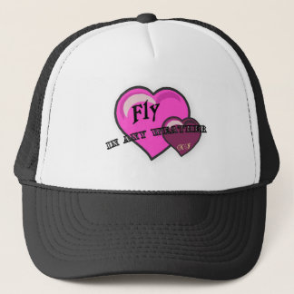 FLY IN ANY WEATHER  HAT