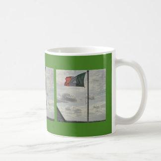 Fly Ireland's flag anywhere Coffee Mug