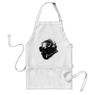 Fly mask aprons
