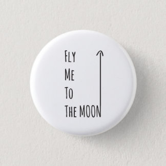 Fly Me To The Moon Gluten Free Nerd Pin