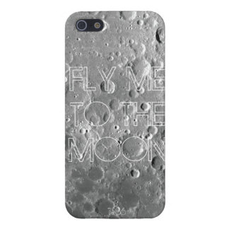 Fly Me To The Moon iPhone 5 Case