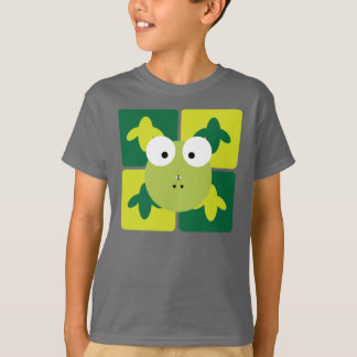 Fly on Frog T-Shirt