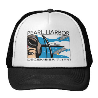 Fly Over Pearl Harbor Cap
