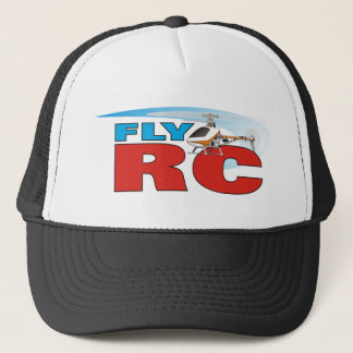 Fly RC Helicopters Trucker Hat