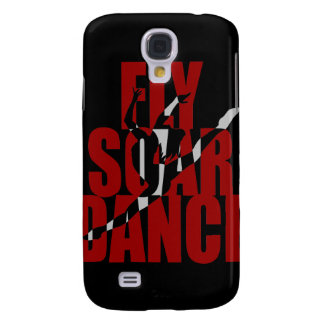Fly Soar Dance Samsung Galaxy S4 Covers