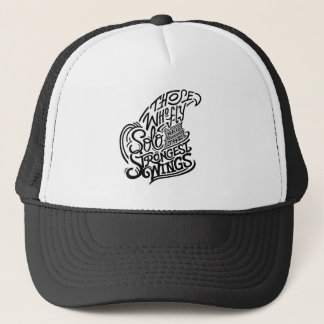 Fly Solo Trucker Hat