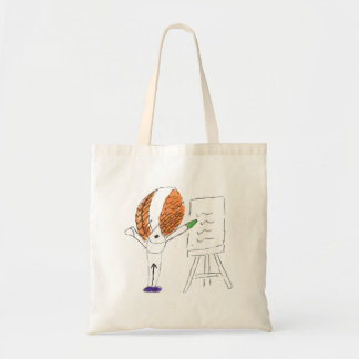 Fly Teacher Budget Tote