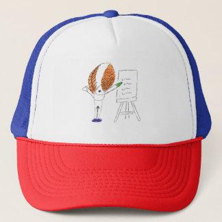 Fly Teacher Truckers Hat