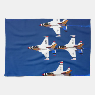 Fly to success airplanes air show military jets hand towel