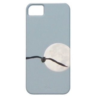 Fly to the moon iPhone 5 cover