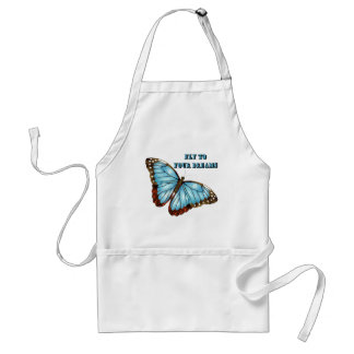 Fly to Your Dreams Apron